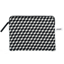 "Zip case for Macbook pro 13"" / air / retina - Optical check - Pijama"