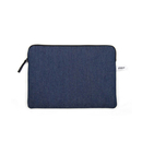"Zip case for Ipad air / 2 / pro 9.7"" - Blue denim"