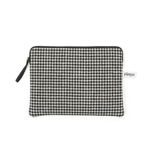 "Zip case for Ipad air / 2 / pro 9.7"" - Pied de poule - Pijama"