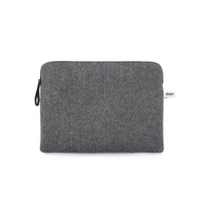 "Zip case for Ipad air / 2 / pro 9.7"" - Grey herringbone - Pijama"