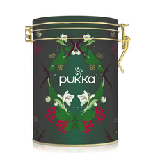 Metal tin - Limited edition - Pukka