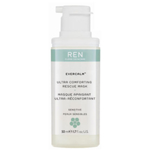EverCalm Ultra Comforting Rescue Mask for sensitive skin - Ren