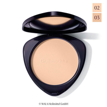 Compact face powder - Dr. Hauschka Makeup