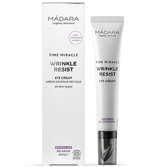 Time Miracle - Wrinkle smoothing Eye cream - Madara