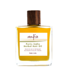 Paris~India herbal hair oil - Daynà
