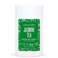 Jasmine Tea natural deodorant stick - Sensitive skin formula - Schmidt's
