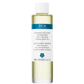 Atlantic kelp & microalgae anti-fatigue Body Oil - Ren