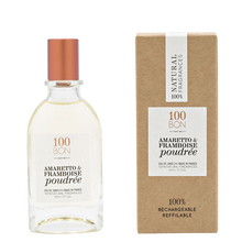 Eau de toilette Amaretto & Powder Raspberry - 100BON