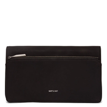 Petite clutch - Suede Black - Holiday collection - Matt & Nat