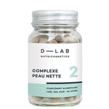 Clear Skin Complex - Cleans, smoothes & mattifies skin - D-Lab