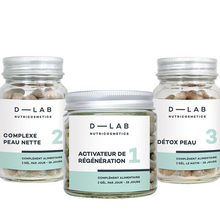 Perfect Skin Menu - Blemished skin - D-Lab