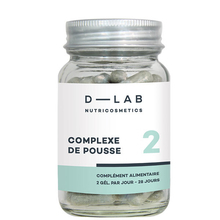 Hair Growth Complex - Growth Acceleration & Nutrition - D-Lab