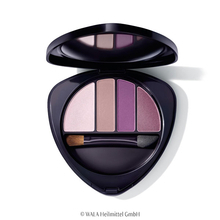Purple Light Eyeshadows - Dr. Hauschka Makeup