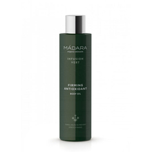 Infusion Vert Firming & Antioxydant Body Oil  - Madara