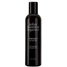 Rosemary & Peppermint shampoo for fine hair - John Masters Organics