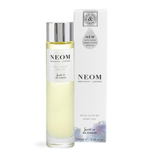 De-Stress face, body & hair oil - Jasmine & Brazilian Rosewood - Neom Organics