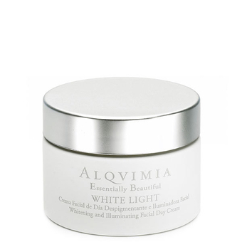 White light - Whitening day cream - Alqvimia