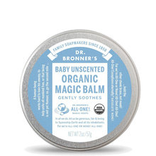 Baby unscented organic magic balm  - Dr. Bronner