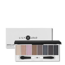 Smoke & Mirrors Eye Shadow palette - limited edition - Lily Lolo