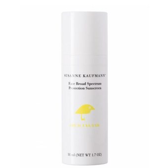 Face sunscreen protection SPF30 broad spectrum - Susanne Kaufmann