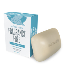 Fragrance free soap - Schmidt's