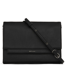 Silvi clutch - Black - Matt & Nat