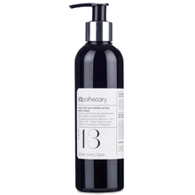 Face-the-day exfoliating body wash - Ilapothecary