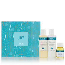 Joy anti-fatigue mini body care gift set - Ren