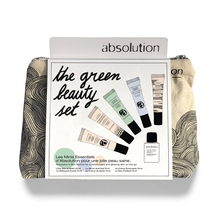 The Green Beauty Set - Absolution discovery kit - Absolution