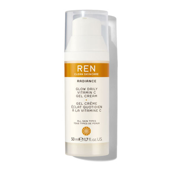Glow Daily Vitamin C gel cream - Ren