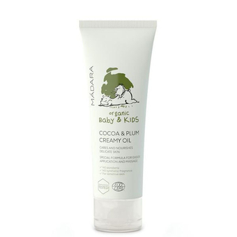 Baby & Kids - Cocoa & Plum creamy oil - Madara