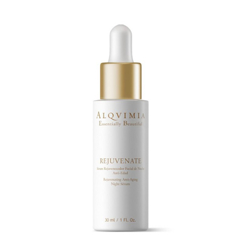 REJUVENATE anti-ageing night serum - Alqvimia