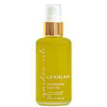 Garden Isle - Nourishing body oil - Leahlani