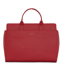 Gloria satchel - Red - Matt & Nat