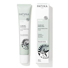 Matte perfecting fluid - Patyka