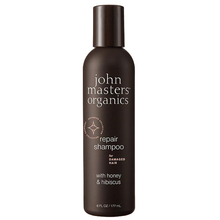 Honey & Hibiscus repair shampoo for damaged hair - John Masters Organics