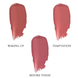 Color Haze - Multi-matte pigment for lips & cheeks (5 shades) - Ilia