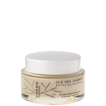 Fall / Winter nourishing face cream - Clé des champs