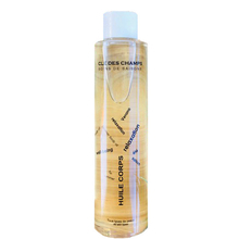 Spring / Summer body oil - Clé des champs