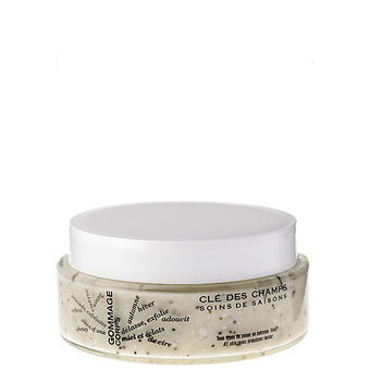 Fall / Winter body scrub - Clé des champs