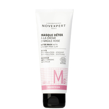 Detox Mask with creamy Pink Clay - Novexpert