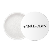 Translucent skin-brightening mineral finishing Powder - Antipodes
