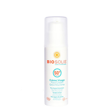 Face Sunscreen SPF 50+ - Biosolis
