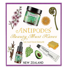 Beauty Must Haves Set - Antipodes