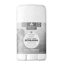 Highland Breeze sensitive deodorant stick - Ben & Anna