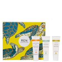 """Clean Mask Trio"" skincare gift set - Ren"