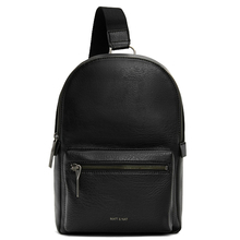 Voas SM backpack - Black - Matt & Nat
