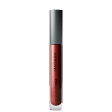 Hydrating lip gloss - Vegan Red - Madara Makeup