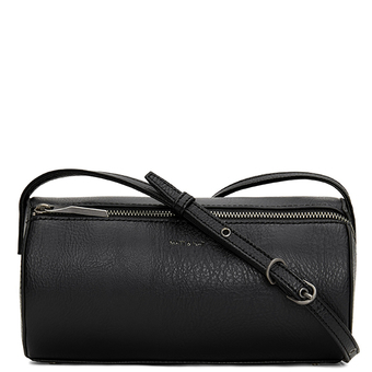 Oakville barrel bag - Black - Matt & Nat