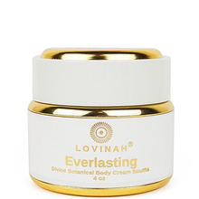 Everlasting - Botanical body cream soufflé - Lovinah